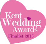 Kent Wedding Awards Finalist 2015